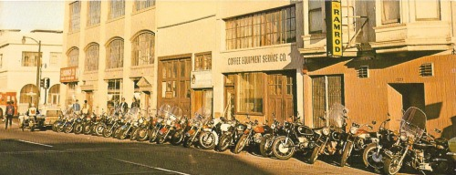 Ramrod Bikers